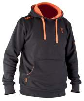 FOX Black/Orange Hoody - XL