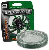 Spider Wire Stealth Smooth 8 Moss Green 0,25 mm 300 m