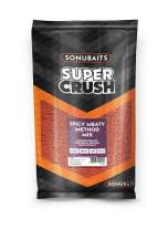 SONUBAITS Groundbait Spicy Meaty Method Mix 2Kg