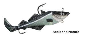 BALZER Mad Shad 120g Seelachs Nature