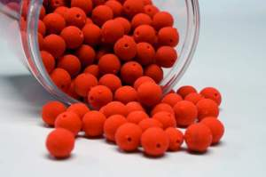 CBB HQ BAITS Red Mystery 9mm 100g Mini Boilies