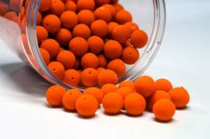 CBB HQ BAITS Epic Orange 9mm 100g Mini Boilies
