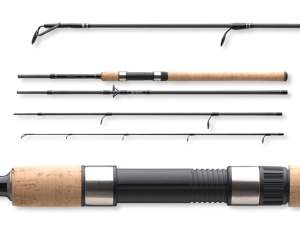 Daiwa Megaforce Travel Spin 4tlg. 30-70g 2.40m