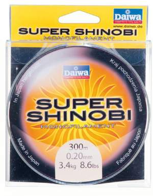 Daiwa Super Shinobi Mono 0,34mm 300m