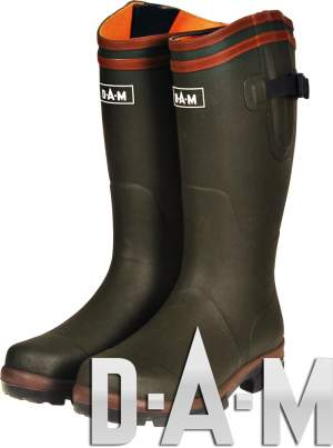 Flex Rubber Boots Neoprene 43