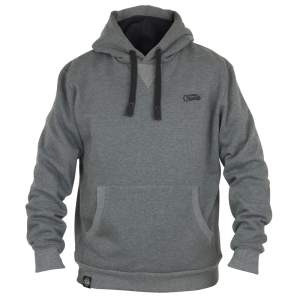 FOX Chunk Ribbed Grey Hoody - XXL