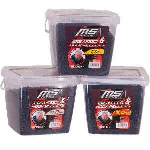 MS RANGE Easy Feed & Hook Pellets1,7mm