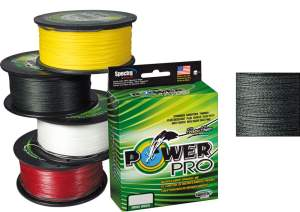 Shimano Power Pro Advantage grün, geflochtene Angelschnur, braided line