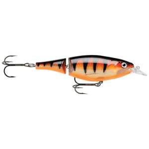 RAPALA X-Rap Jointed Shad 13cm Brown Perch