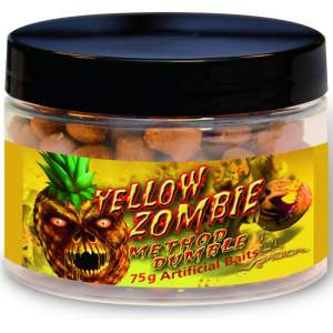 QUANTUM Method Marbles Yellow Zombie 9mm 75g