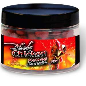 QUANTUM Method Dumble Bloody Chicken 8mm 75g