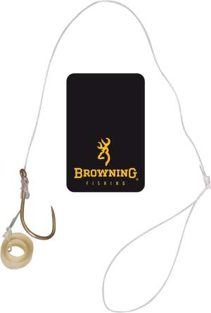 BROWNING Method-Vorfach Pellet-Band 10 0,22mm 8st