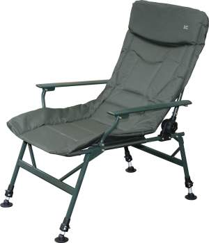 J.C. XL Arm-Chair Alu