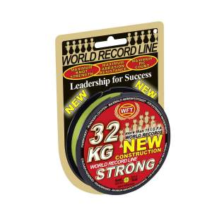 WFT NEW 15KG Strong chartreuse 0,12mm 150m