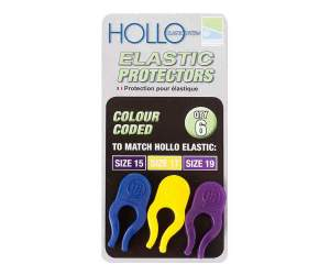 PRESTON HOLLO ELASTIC PROTECTOR - BLUE/YELLOW/PURPLE