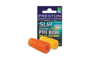 PRESTON S/S Stretch Ptfe Bushes No 1 (Yellow)