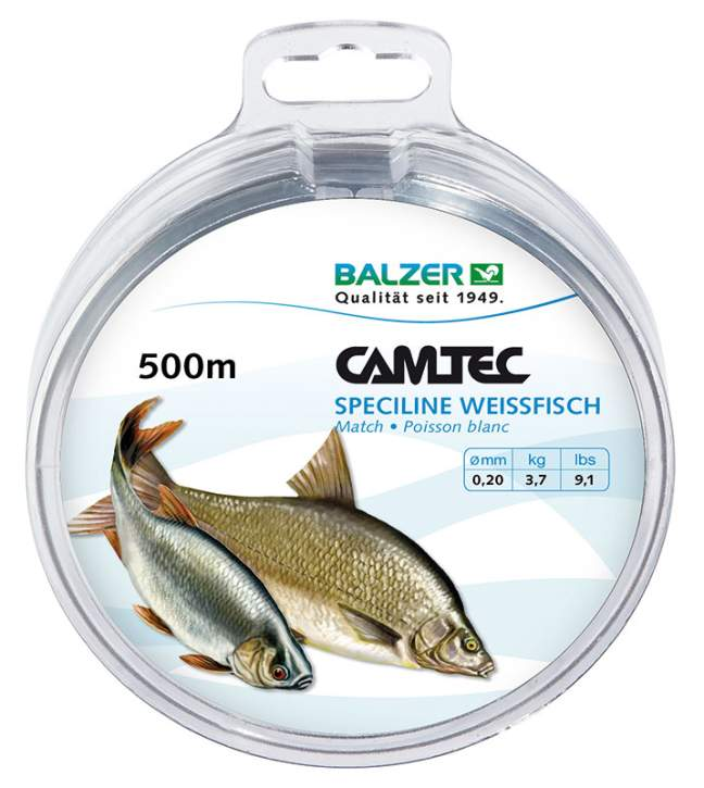 Balzer Camtec Match 0,18mm 500m