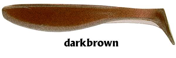 K-Don S9 10cm darkbrown