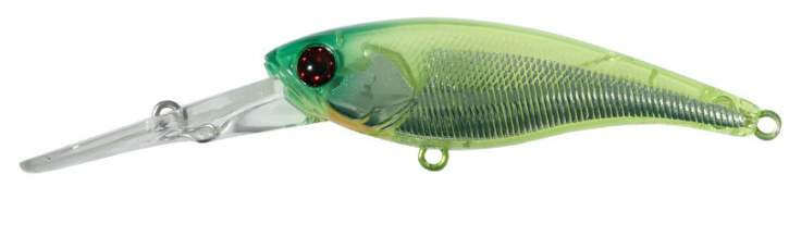 ILLEX Soul Shad 62 DDR NF Lime Chart
