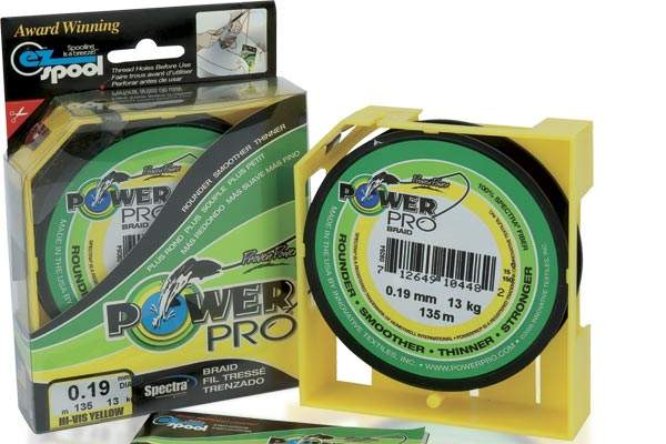 Shimano Power Pro 2740m 0,10mm 5kg yellow